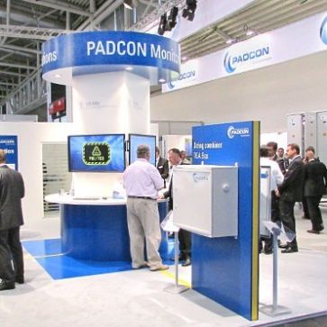 PADCON say´s thank you! Intersolar 2013