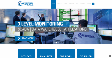 Relaunch: PADCON with new website!